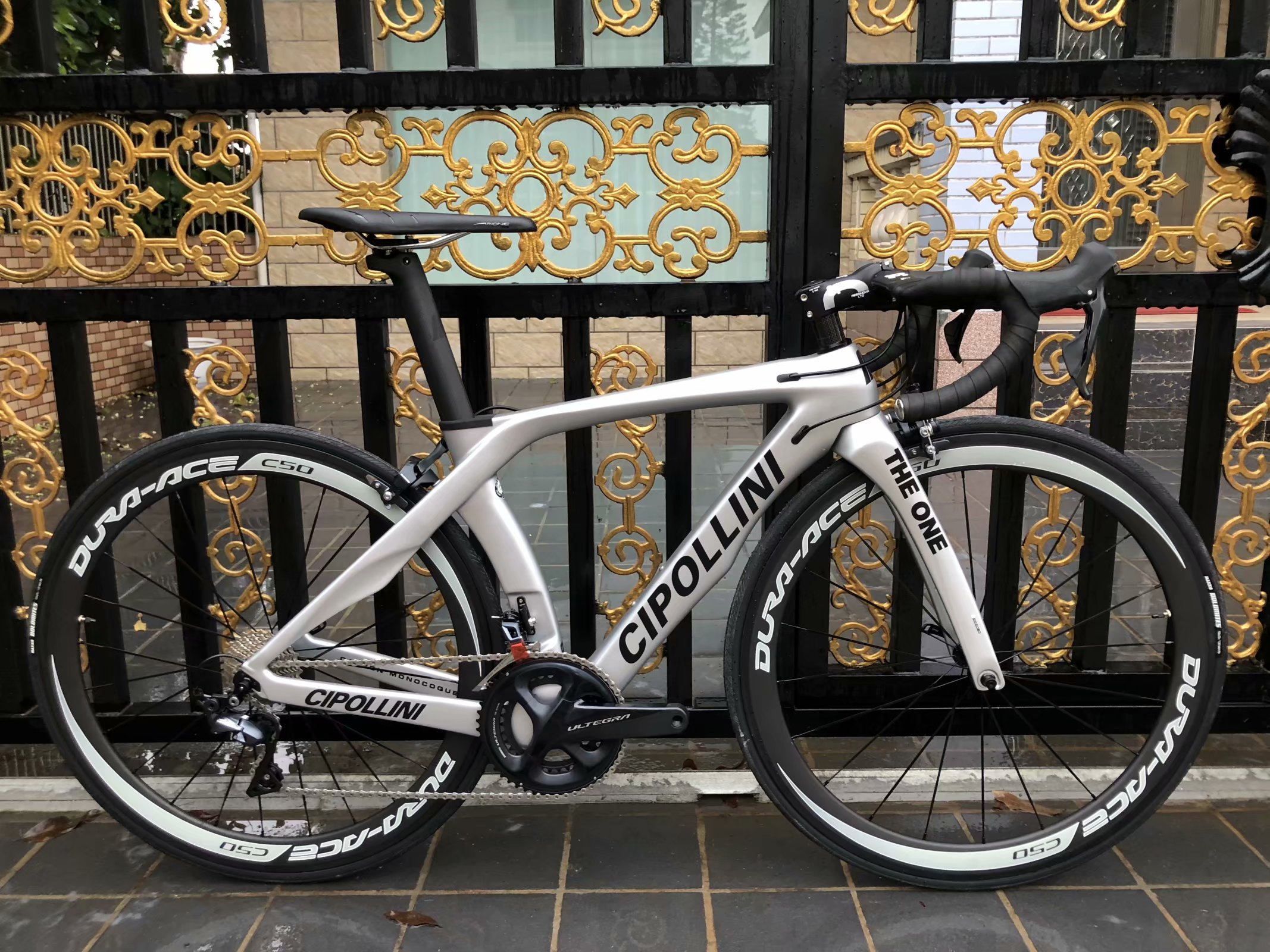 Carbon-Road-Frame T1100 RB1K Cipollini The-One Fork RB1000 with Seatpost-Size XXS XXS
