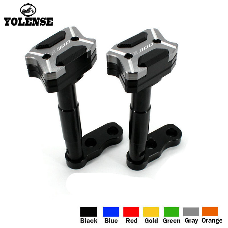For KAWASAKI Z300 Z 300 2013 2014 2015 2016 Motorcycle Accessories Body Frame Sliders Crash Protector Falling Protection