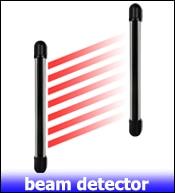 1- beam detector