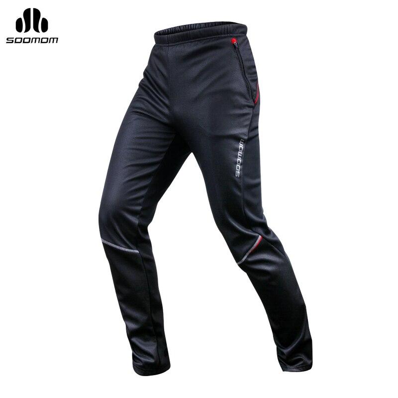 SOBIKE pantalon de course coupe-vent thermique cyclisme vélo hommes Sport pantalon randonnée Fitness pêche course pantalons de survêtement pantalons athlétiques