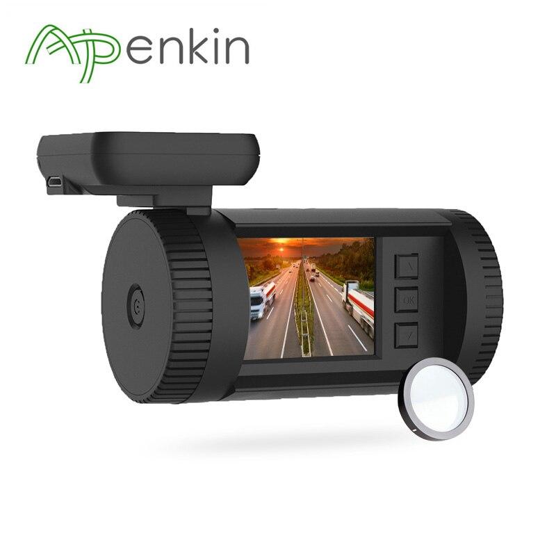 Dash Camera Mini 0826P upgrade 0801S Mini 0805P Car DVR Video Registrar With Parking Mode GPS