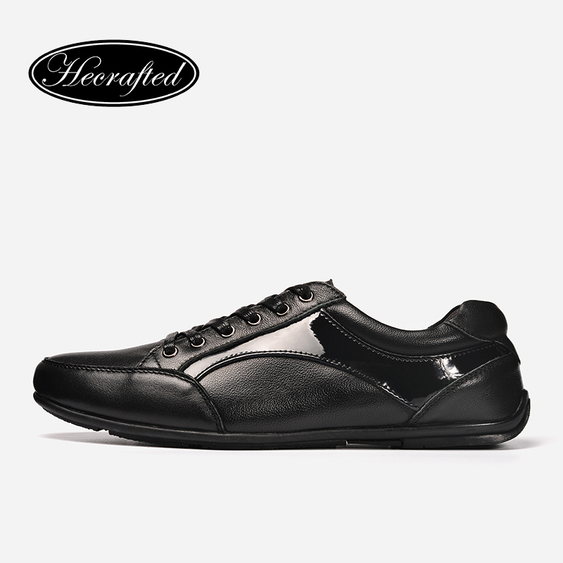 36 48 full grain leather men casual shoes handmade hecrafted fashion comfortable breathable men shoes H8801
