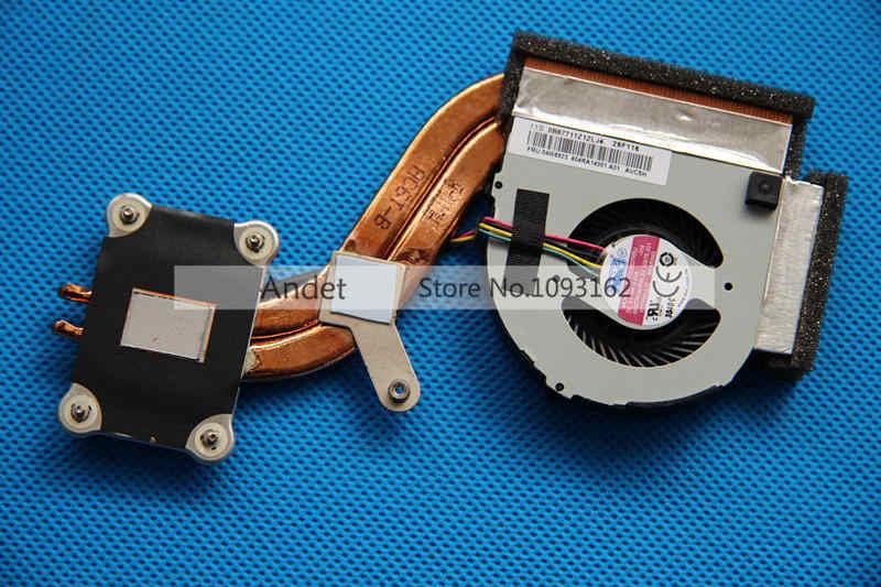 Новый оригинальный lenovo ThinkPad X230 X230i X230T X220 X220T Процессор охлаждающий вентилятор с теплоотводом 04W6923