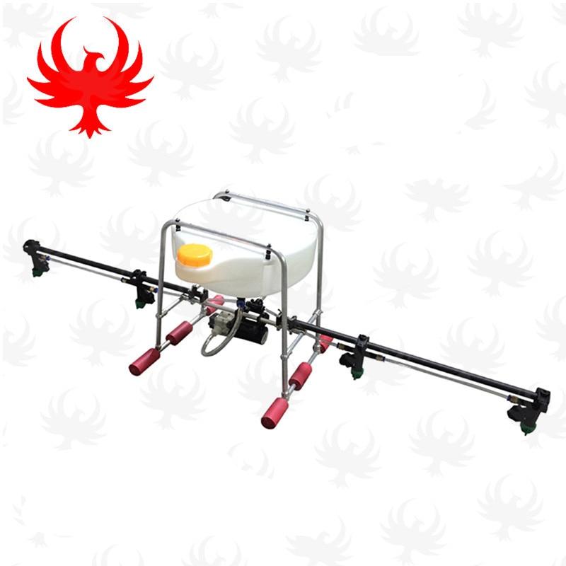 10KG Pesticide spraying system sprayer Spray gimbal for DIY UAV Agricultural multi-rotor drones Carbon fiber / aluminum alloy new product fy dos m autopilot system for rc uav multi rotors