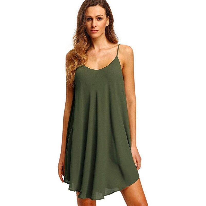 1c25ca48c90 2018-Hotsale-pur-Mousseline-de-Soie-robe-d-t-Femmes-Manches-Courtes-Mini- Robe-Gilet-D.jpg