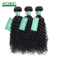Kinky Curly Hair 1/3/4 pc Natural Color 8-26inch Brazilian Hair Weave Bundles Non Remy Human Hair Extensions