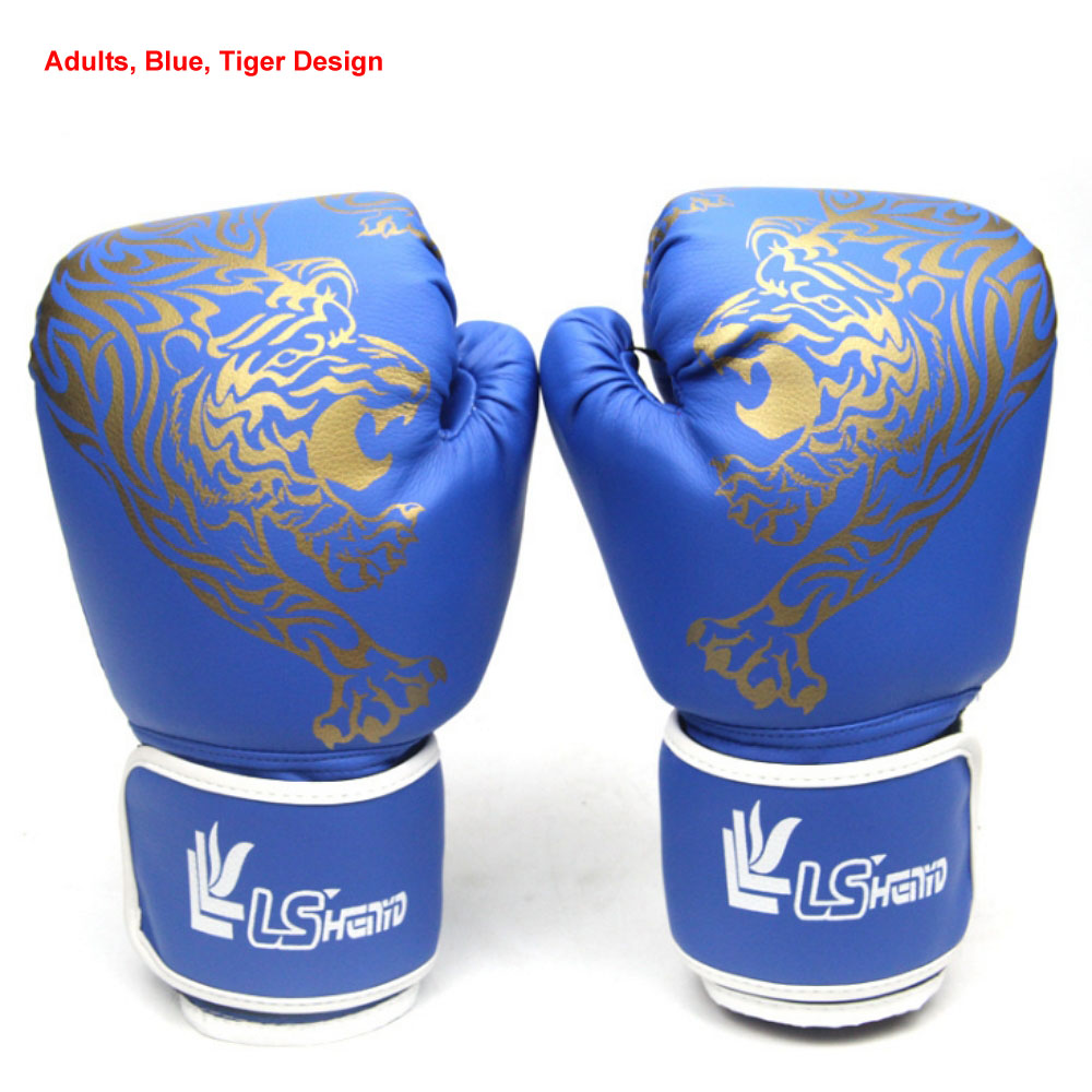 Taekwondo Kyokushin Karate Kick Boxing Gloves Men Women kids Fitness Training Guantes De Boxeo Sandbag Hand Punching