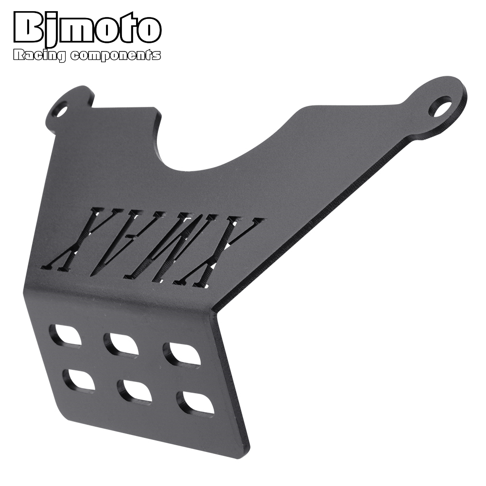 Motorbike XMAX300 250 Mobile Phone GPS Stand Holder Plate Bracket For Yamaha XMAX 250 XMAX 300 2017 2018 Stand Holder Smartphone