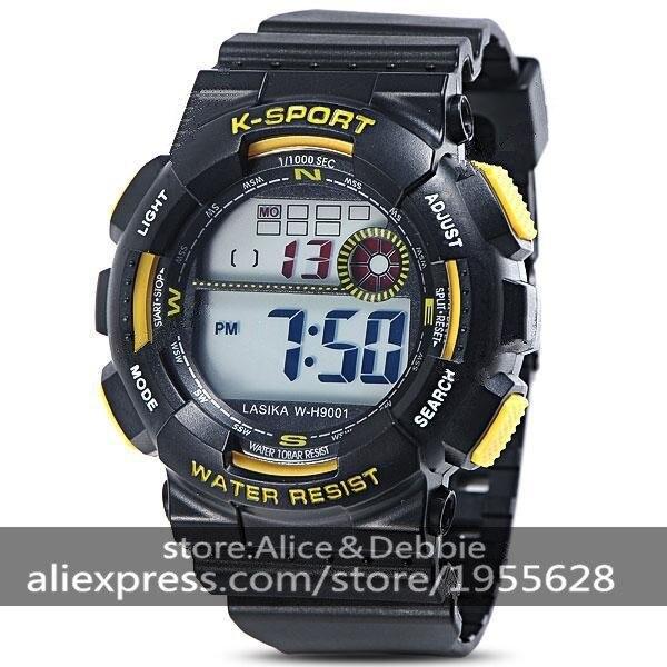 LASIKA 30M Water Proof Analog Digital Watch Electronic