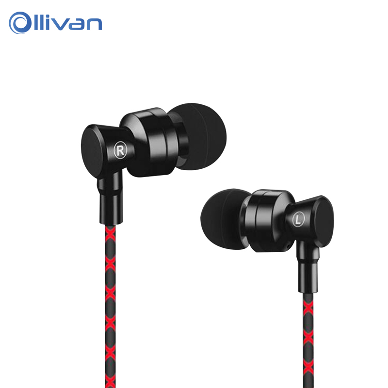 цены OLLIVAN Type-C Wired Earphone Sport In Ear Earphones Subwoofer Music Headset with Mic Noise Reduction Earbuds for Type-C Phones