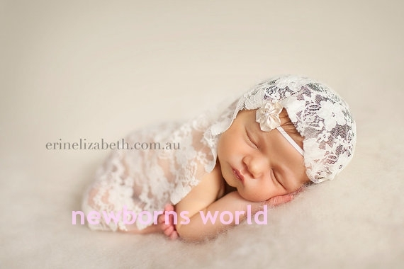 150*100cm Knit lace Wraps Newborn Wraps Newborn Baby Photo Props Photography Wrap Baby Wrap