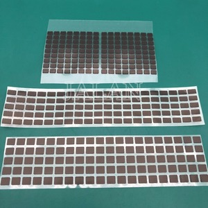 Image 2 - 100Pcs Zwarte Sticker Voor Telefoon X Xs Xs Max Lcd scherm Sticker Flex Kabel Lijm Lijm