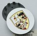 CE качество 4 шт. 76 мм или 65 мм Колеса автомобиля Центр Caps с P * логотип для Германии автомобили По ** серии 911 918 Ма * Бо ** Ca * Па * модели