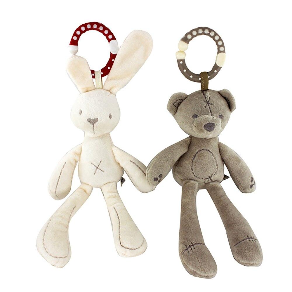 Милий кролик ведмідь дитини - Іграшки для малюків