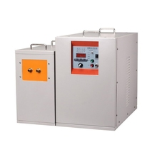 35KW 1-10 KHz Medium Frequency Induction Heater Furnace LHM-35AB