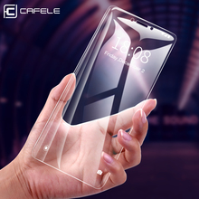 Cafele Tempered Glass for Xiaomi Pocophone F1 Clear 9H HD Screen Protector