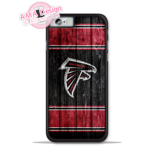 Atlanta Falcons Football Fans Phone Cover Case For Apple iPhone X 8 7 6 6s Plus 5 5s SE 5c 4 4s For iPod Touch