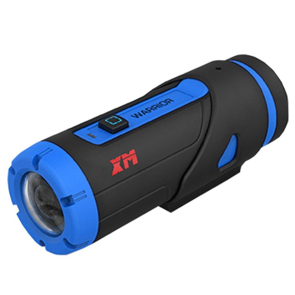 XM H.265 1080 P Full HD Esporte Câmera de Visão Noturna À Prova D' Água Câmera de Ação de Esportes Wi-fi DV Action Camera Recorder Como Gopro