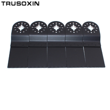цена на 5 pcs Oscillating tool 31mm Bi-metal  HCS straight Saw Blades for  TCH etc Multimaster power tool