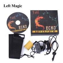 Геккон Джима розенбаума(Gimmicks+ DVD) исчезают Волшебные трюки исчезающее устройство Смешные крупным планом сценический магический реквизит инструменты