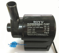 Submersible pump for aquarium three in one filter fish tank multifunctional water pump BOYU SP102 1200/1600 free shipping