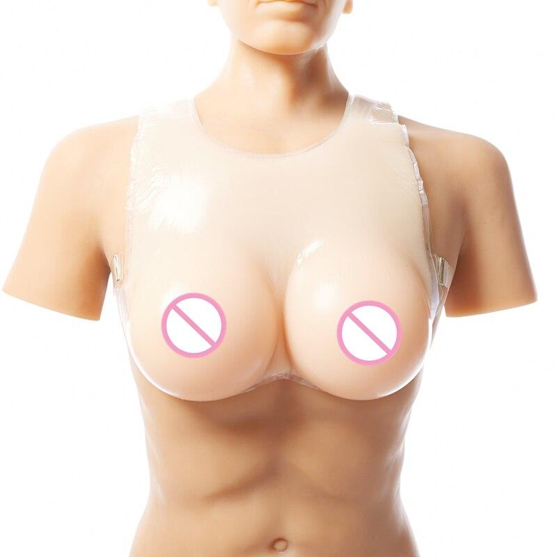 Сиамские Силиконовые груди огромные чашки 3200 г/пара Трансвестит транссексуал Искусственный поддельные сиськи реалистичные формы груди