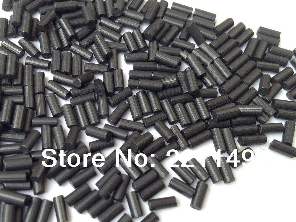 Outils d'extérieur 2.2mm * 5mm Flints pierre, Flints pour briquet, accessoires plus légers, pour Camping. (1 KG) environ 7900 pièces/sac PP.
