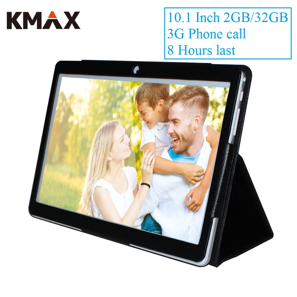 KMAX 10.1 inch 3G phone call gaming Tablet pc 2GB 32GB RAM Quad Core Android 6.0 wifi GPS 7 8 9 10 Original case keyboard K M10