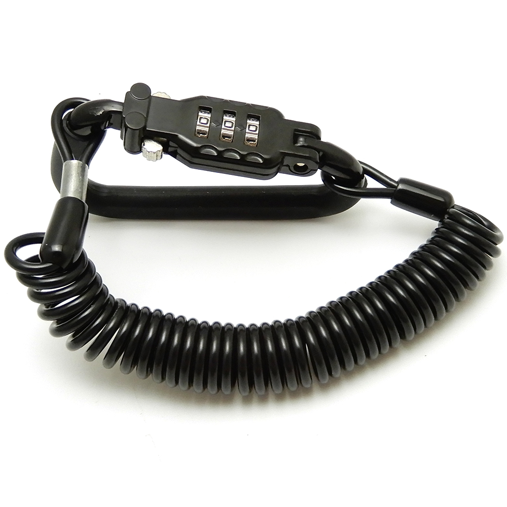 KEMiMOTO For BMW R1200GS R NITE T Motorcycle Accessories Password Code Bike Cable <font><b>Lock</b></font> Combination <font><b>lock</b></font> Cycling Helmet <font><b>Locks</b></font>