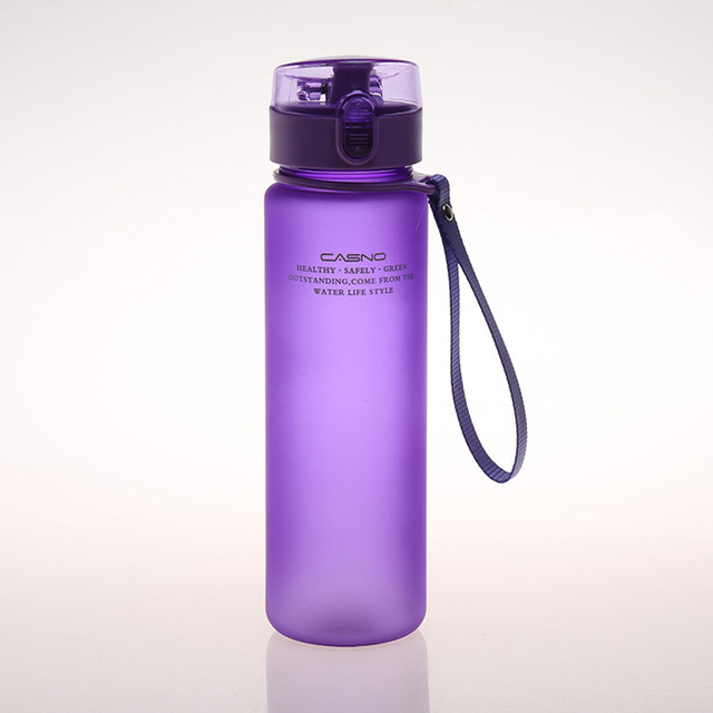 Leak Proof Sports Bottle for Cycling and Jogging