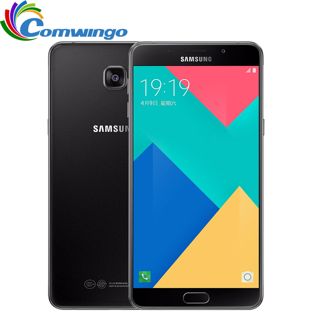 "2016 Original Samsung Galaxy A9 A9100 LTE moblie phone  Octa Core Dual Sim 4G RAM 32G ROM 6.0"" 16.0MP 5000mAh NFC OTG Cellphone"