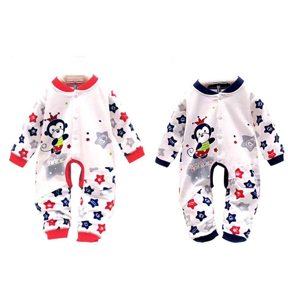 baby clothes 2016 baby rompers	Cotton Infant Jumpsuit Kids Boy Girl Infant baby romper suits overalls best love bebes baby rompers cotton long sleeve baby clothing overalls for newborn baby clothes boy girl romper ropa bebes jumpsuit p10 m