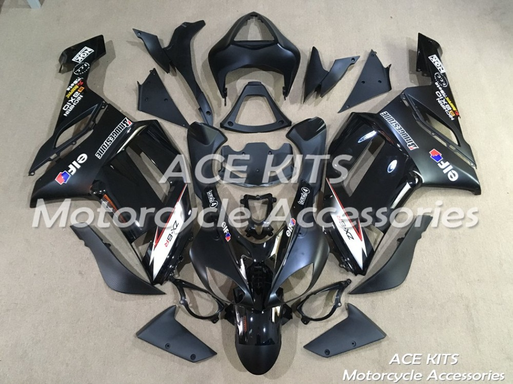 New ABS motorcycle Fairing For kawasaki Ninja ZX6R 599 636  2007 2008 Injection Bodywor   Any color All have  ACE No.259New ABS motorcycle Fairing For kawasaki Ninja ZX6R 599 636  2007 2008 Injection Bodywor   Any color All have  ACE No.259
