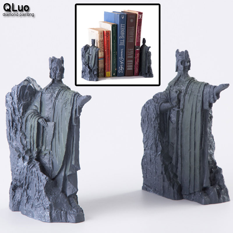 Lord of the Rings Figure Model Creative statue Hobbit Character Image King Statue Toy Model Bookshelf Home decoration crafts Lord of the Rings Figure Model Creative statue Hobbit Character Image King Statue Toy Model Bookshelf Home decoration crafts