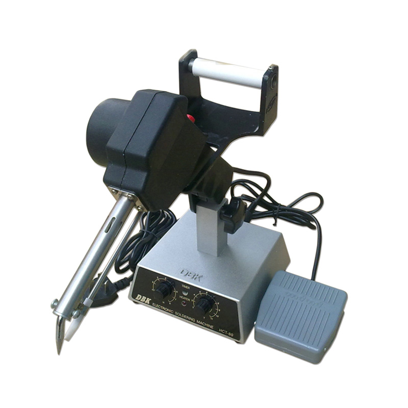 80W Foot switch automatically send tin soldering machine,weller soldering,1pcs/lot,free shipping,DBK-80