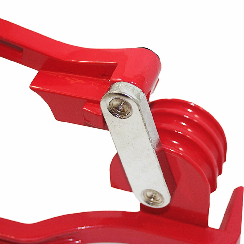Tube Bender Brake Line Tubing  5/16 and 3/8 Forming Bending Bender Tool Pliers 6mm/8mm/10mm 3 In 1 Pipe and Tube Bending Machine