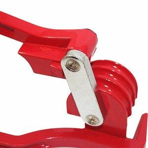 Image 5 - Dobladora de tubos de 6mm/8mm/10mm máquina dobladora de tubos 3 en 1, dobladora de tubos, 5/16 y 3/8