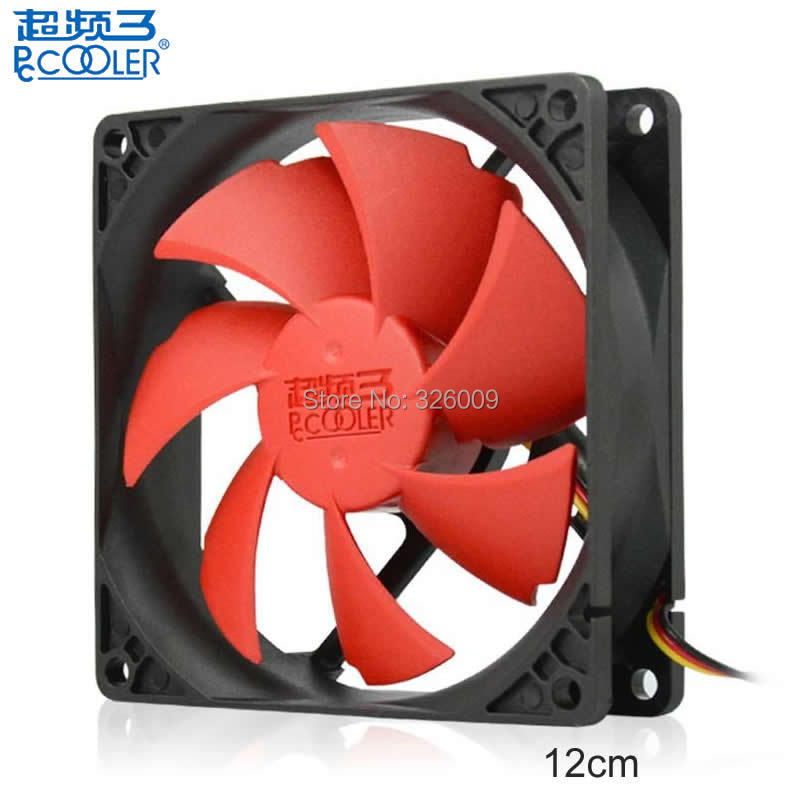 PcCooler fan, 12mm ventola, può essere Rimuovere e Lavare, di raffreddamento per case Del Computer di alimentazione, F85 8025, F95 9025, F105 10025, F125 12025