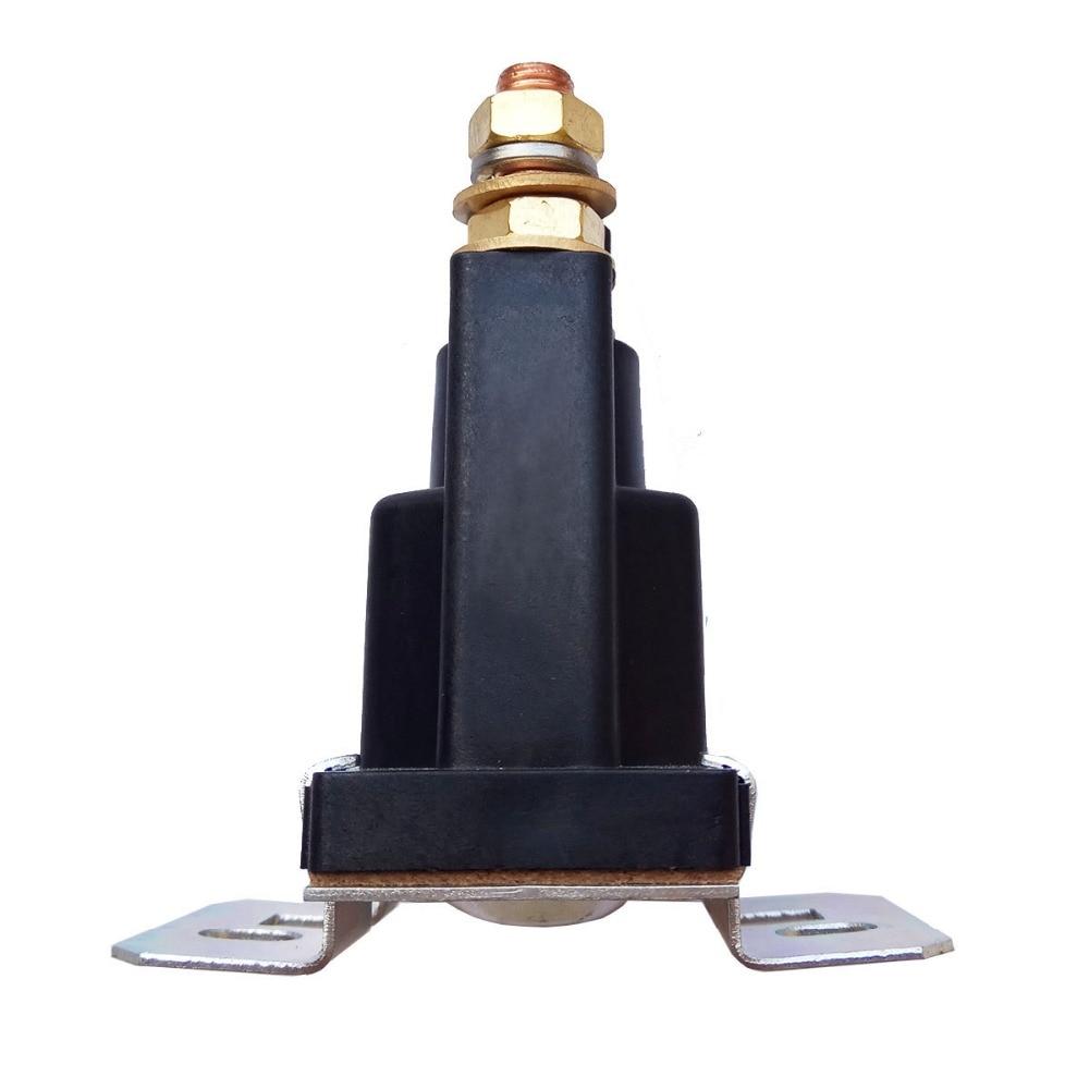 Augstas strāvas stiprums 500A AMP 12V 24V 4 kontaktu ieslēgšanas / - Auto rezerves daļas - Foto 4