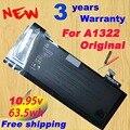 """Nuevo a1322 batería original genuino para apple macbook pro 13 """"Unibody A1278 MC700 MC374 Mediados 2009 2010 2011 Envío Gratis"""