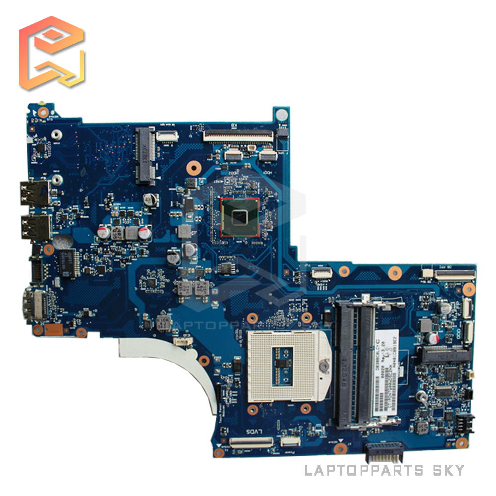 For HP Envy 17-J 720265-501 laptop Motherboard 6050A2549501-MB-A02 HM87 intel mainboard 720566 001 720566 501 latop motherboard for hp envy touchsmart 15 15 j mainboard 720566 601 gt740 2gb 6050a2548101 mb a02