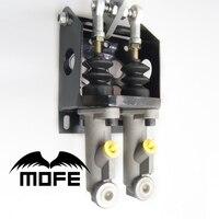 MOFE 0.75 inch Dual Master Cylinder Hydraulic Drift Hand Brake Handbrake