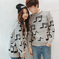 Winter Fall warm  men fashion pullover  Notes. cool leisure handsome sweater  knitwear for male