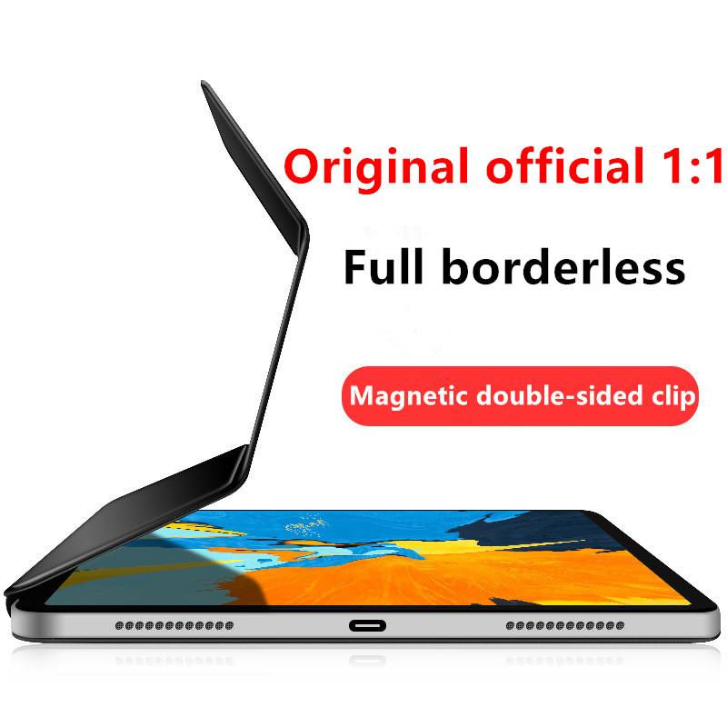 Original Official 1:1 <font><b>Case</b></font> For New <font><b>iPad</b></font> Pro 11 2018 Ultra Slim Magnetic Smart Folio Cover For <font><b>iPad</b></font> Pro 11 inch Auto Sleep Wake image