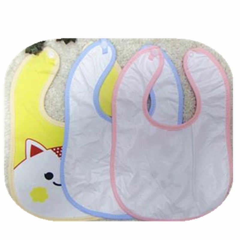 Gran oferta de Baberos para bebés de 0 a 2 años, baberos, toallas para Saliva infantil, ropa para recién nacidos, ropa de eructo, abrigos impermeables de algodón para niños F0064