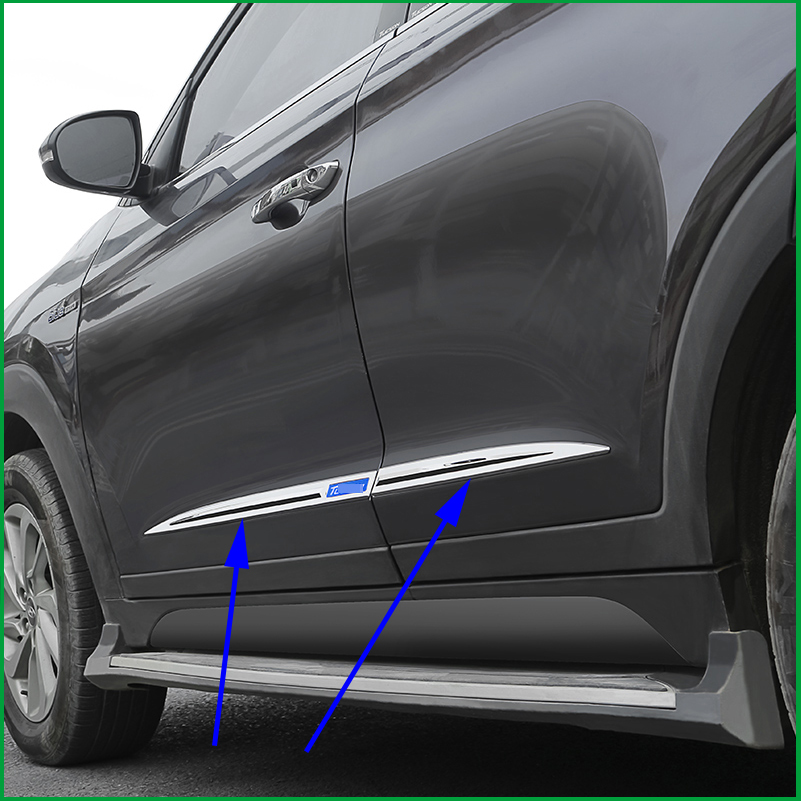 Hyundai Tucson Exterior Door Trim: Accessories For Hyundai Tucson 2016 2017 2018 Side Door