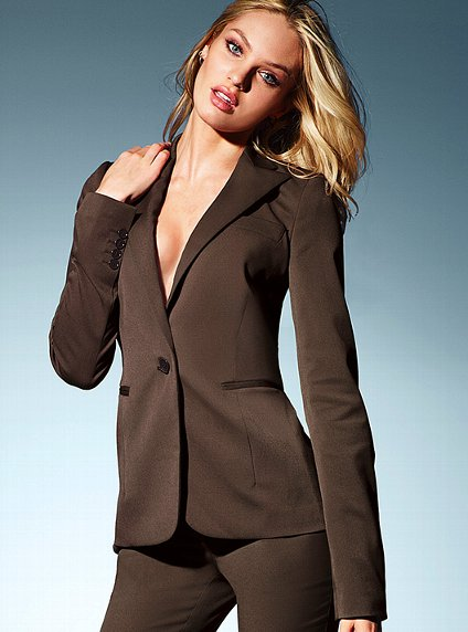 Online Get Cheap Womens Brown Pant Suits -Aliexpress.com | Alibaba ...