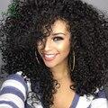 Новое Поступление Малайзии Странный Вьющиеся Волосы 7А Странный Вьющиеся Волосы Девственницы 3 Пучки Девственница Странный Вьющиеся Волосы Человеческие Волосы 100% Странный Вьющиеся