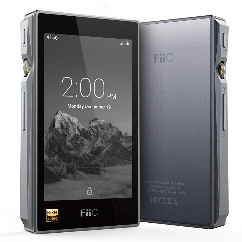 Original Fiio X5 3rd gen Android-based Mastering Lossless Portable Music Player 3400mAh Li-polymer battery wifi bluetooth mastering icqtm