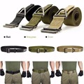 Adjustable Survival Tactical Belt Emergency Rescue Rigger Militaria Military 3 Colors Adjustable Belt